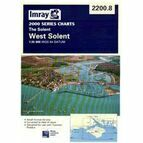 Imray Chart 2200.8 West Solent
