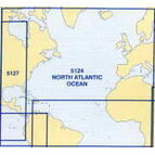 5124 (1) January - North Atlantic Admiralty Chart