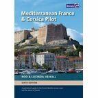 Imray Mediterranean France & Corsica Pilot  5th Edition