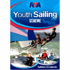 RYA G11.  Young Sailor's logbook - Dinghy