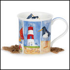 Bute - Sandy Bay - Lighthouse Mug