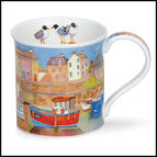 Bute - Waterfront - Harbour Mug