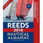 Reeds Nautical Almanac 2018 Looseleaf In Folder
