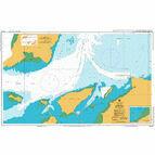 AUS60 Port of Dampier (Southern Sheet) Admiralty Chart