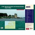 Imray 2130 Westerscheldwe and Oosterschelde Charty atlas