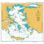 180 Aegean Sea Admiralty Chart