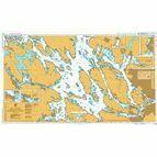 810 Malaren - Eastern Part Admiralty Chart