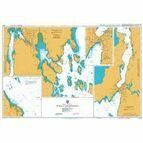 3717 Ports in Oslofjorden Admiralty Chart