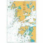 873 Marstrand Admiralty Chart
