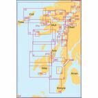 SC5611 West Coast of Scotland Admiralty Chart