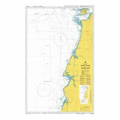 AUS301 Booby Island to Archer River Admiralty Chart
