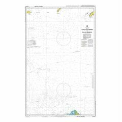 AUS310 Cape Van Dieman to Pulau Masela Admiralty Chart