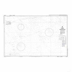 AUS315 Darwin to Penguin Shoal  Western Sheet Admiralty Chart