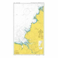 AUS316 Charles Point to Pelican Island Admiralty Chart