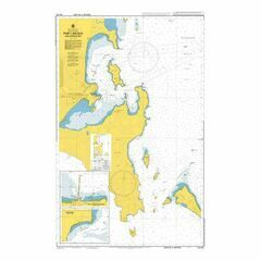AUS134 Port Lincoln and Approaches Admiralty Chart