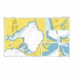 AUS143 Port Phillip Admiralty Chart