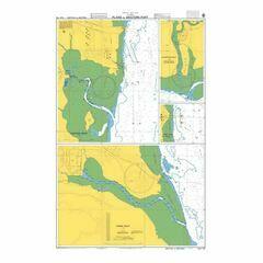 AUS152 Plans in Western Port Admiralty Chart