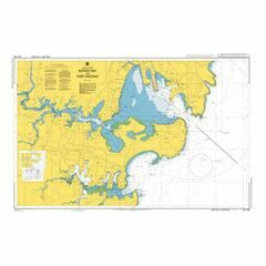 AUS198 Botany Bay and Port Hacking Admiralty Chart