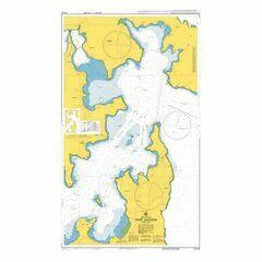AUS201 Port Jackson (Eastern Sheet) Admiralty Chart