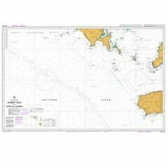 AUS343 Whidbey Isles to Cape Du Couedic Admiralty Chart