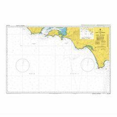 AUS801 Cape Schanck to Cape Liptrap Admiralty Chart