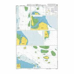 AUS270 Plans in Queensland (sheet 2) Admiralty Chart