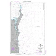 AUS365 Cape Moreton to Sandy Cape Admiralty Chart
