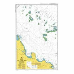 AUS826 Bowen to Cape Bowling Green Admiralty Chart