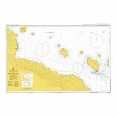 AUS387 Vitiaz Strait to Isumrud Strait Admiralty Chart