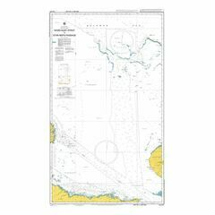 AUS519 Ward Hunt Strait to Star Reefs Passage Admiralty Chart