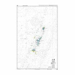 NZ0082 Tonga Admiralty Chart