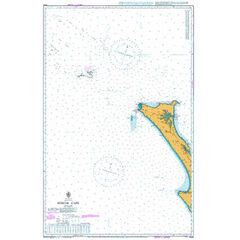 NZ41 North Cape Admiralty Chart