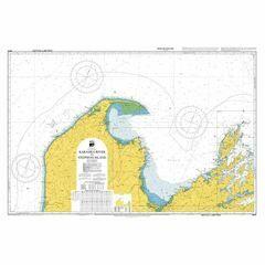 NZ61 Karamea River to Stephens Island Admiralty Chart