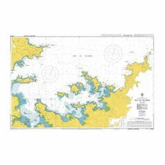 NZ5125 Bay of Islands Admiralty Chart