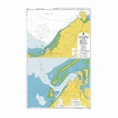 NZ6142 Nelson Harbour and Entrance Admiralty Chart