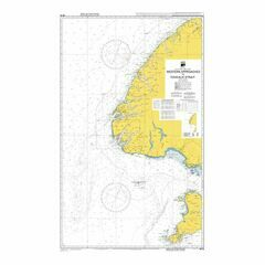 NZ76 Western Approaches to Foveaux Strait Admiralty Chart