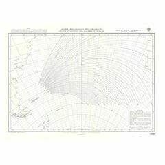 5096b  South Atlantic & Southern Oceans Admiralty Chart