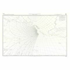 5097a  North Pacific Ocean Admiralty Chart
