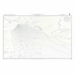 5097b  North Pacific Ocean Admiralty Chart