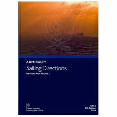 Admiralty Sailing Directions NP34 Indonesia Pilot Vol. 2