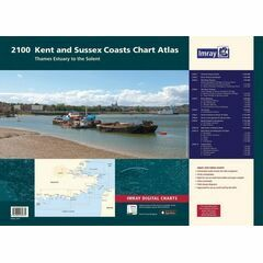 Imray 2100 The Kent Coast Chart Pack