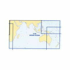 5126 (5) May - Indian Ocean Admiralty Chart