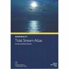 NP256 Admiralty Tidal Stream Atlas Irish Sea and Bristol Channel