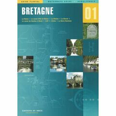 Imray Editions Du Breil No.1 Bretagne Waterway Guide