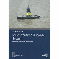NP735 IALA Admiralty Maritime Buoyage System