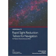 NP 303 (AP3270) Admiralty Sight Reduction Tables Vol. 1