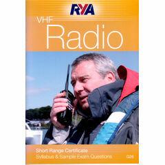RYA G26.  VHF Radio SRC Assessments