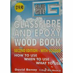 Blue Gee Glassfibre and Epoxy Wood Book