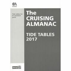 Imray The Cruising Almanac Tide Tables 2017