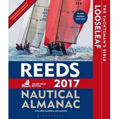 Reed's Looseleaf Nautical Almanac 2017